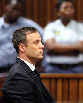 South Africa media reports that Oscar Pistorious has been injured.
