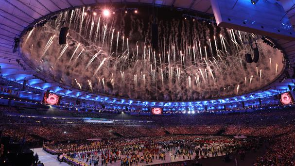 An Irish national has been arrested in Rio during a police investigation into ticket touting