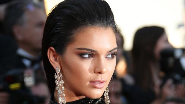 A man was arrested at Kendall Jenner's LA home (AP)