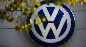 Production is to be disrupted at Volkswagen factories in Germany (AP)