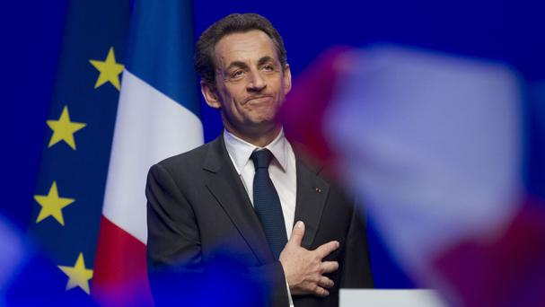 Nicolas Sarkozy has announced he will run for the French presidency again next year