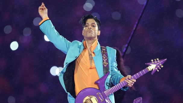 Some pills found at Prince's home and studio were counterfeit and contained the powerful synthetic opioid fentanyl (AP)