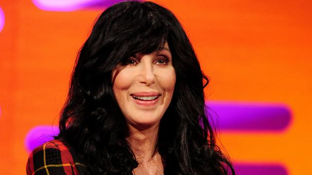 Donald Trump is not one of Cher's favourite characters