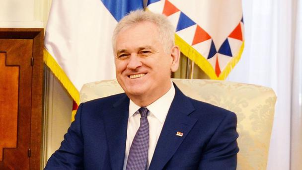 Serbian president Tomislav Nikolic said the exercise showed there should be no borders in fighting terrorism