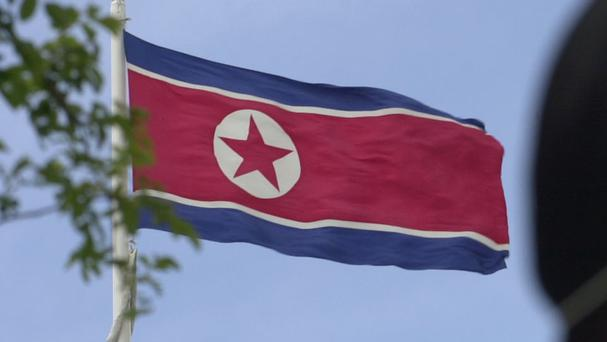A North Korean statement warned the US finding fault with its latest missile firing from a submarine 'would only precipitate its self-destruction'