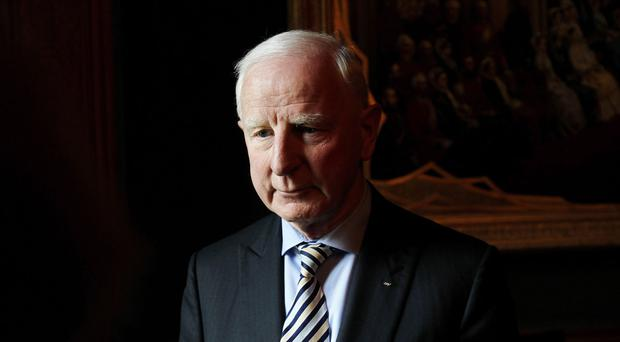 A judge said there is no indication that Pat Hickey could pose a risk to the public or obstruct the investigation