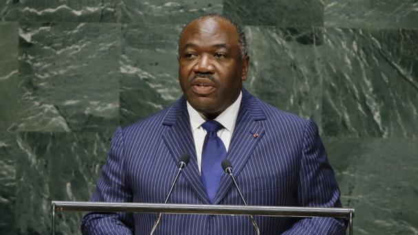 Gabon president Ali Bongo Ondimba has narrowly won re-election, keeping alive a family dynasty that dates back to the 1960s (AP)