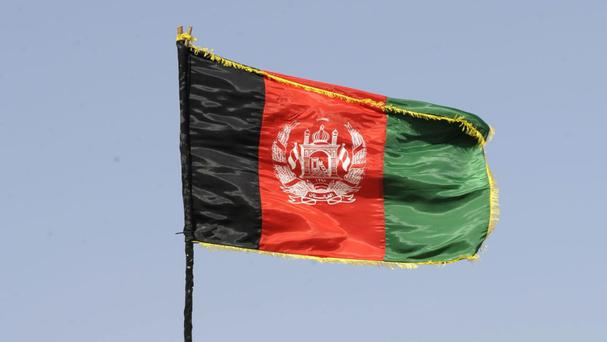The crash happened in Afghanistan's southern Zabul province