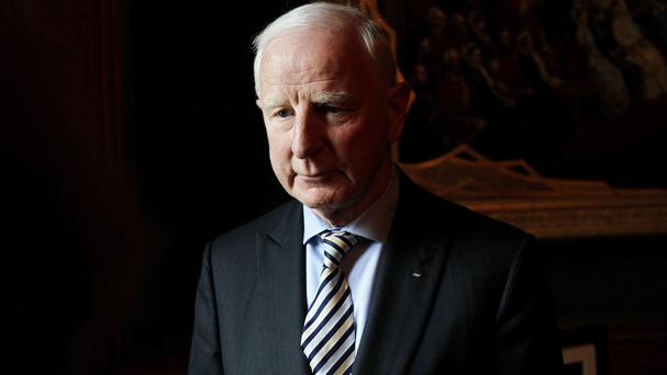 Olympic Council of Ireland president Patrick Hickey and nine others have been charged with ticket scalping, conspiracy and ambush marketing