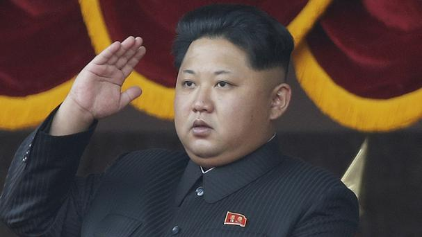 Kim Jong Un has overseen a robust increase in the number and kinds of missiles tested this year (AP)