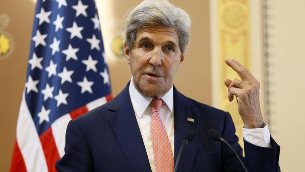 Talks between John Kerry and Sergey Lavrov have produced plans for a ceasefire in Syria
