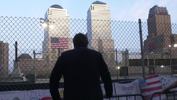 The fifteenth anniversary of the terrorist attacks on the World Trade Centre will be marked this weekend