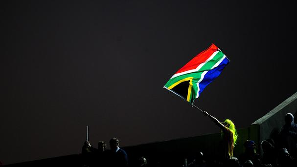 An American pastor who has made anti-gay comments has been barred from entering South Africa, the government has said
