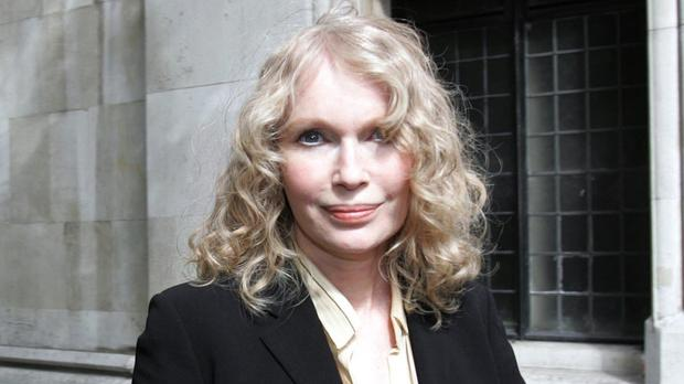 Mia Farrow's son died after being found seriously injured in his vehicle in Connecticut.