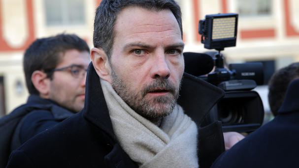 Jerome Kerviel was sentenced to three years in prison for nearly bringing down Societe Generale with the losses (AP)
