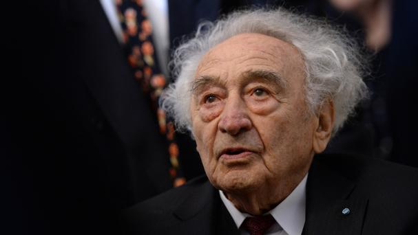 Holocaust survivor Max Mannheimer has died (Andreas Gebert/dpa via AP)