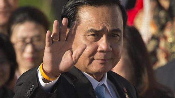 Thailand's Prime Minister Prayuth Chan-ocha has defended the military detention of