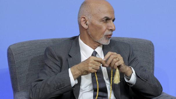 Afghan President Ashraf Ghani said the deal should be an example to the Taliban