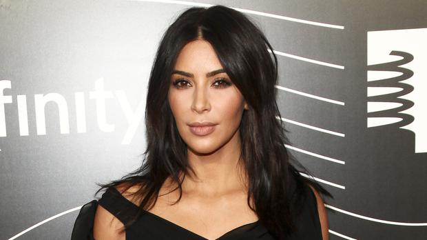 Kim Kardashian West was targeted by thieves in a Paris hotel (AP)