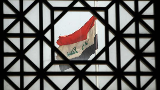 The strike was said to have taken place following clashes between pro-government forces and IS militants in the Haj Ali area of Iraq