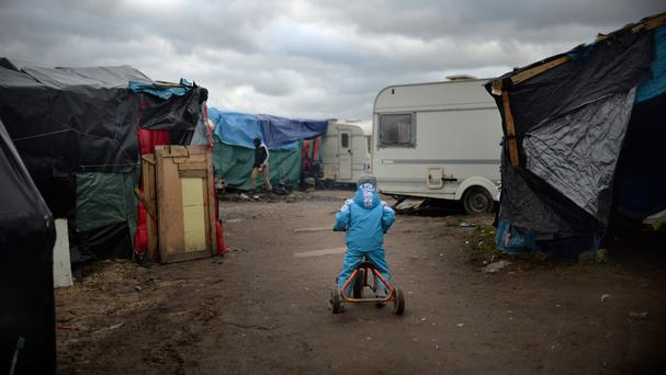 The French government has said the Jungle migrant camp will be closed by the end of the year
