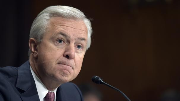 Wells Fargo CEO Resigns In Wake Of Scam Scandal