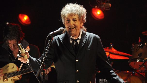 Bob Dylan is the winner of the 2016 Nobel Prize in literature (AP)