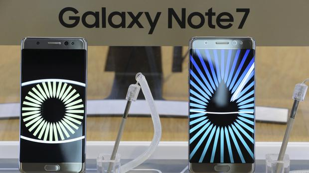 Samsung said it will make significant changes in its quality assurance processes after the problems with the Note 7 (AP)