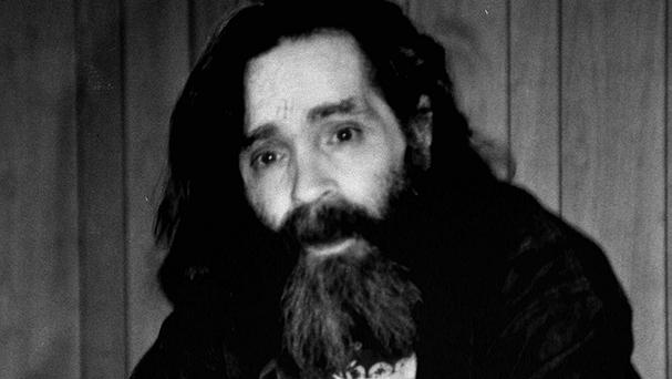 Charles Manson in 1971