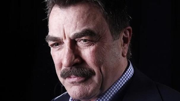 'Gone are the days of the hairy 1980s sex symbols like Tom Selleck, who proudly showed off their furry bodies' Photo: AP