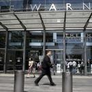 The Time Warner Centre in New York (AP)