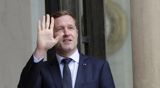 Wallonia leader Paul Magnette has refused to negotiate under any deadline pressure (AP)