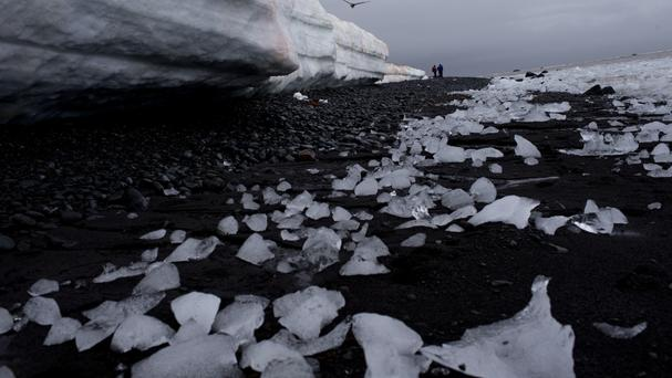 Antarctica's marine reserve will be the largest in the world (AP)
