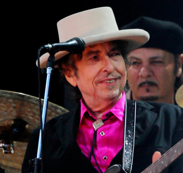 Bob Dylan said he 'absolutely' wants to attend December's Nobel Prize award ceremony Photo: PA
