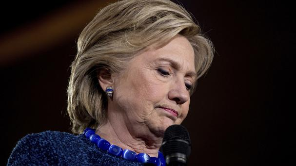 Democratic presidential candidate Hillary Clinton faces more scrutiny (AP)