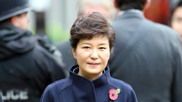 Park Geun-hye has apologised for her links to Choi Soon-sil