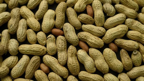 The study found nearly half of those treated with the skin patch could consume at least 10 times more peanut protein than before (AP)