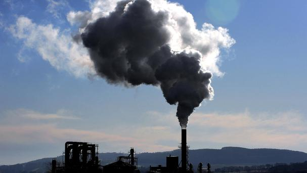 China has promised an 18% carbon emissions reduction by 2020