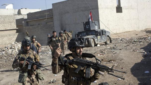 ISIS kills 400+ deserters & civilians around Mosul