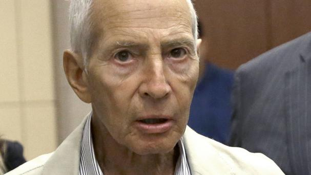 Robert Durst has appeared in court in Los Angeles