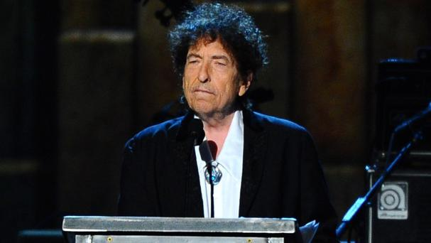 The Swedish Academy says Bob Dylan is not coming to Stockholm to pick up his 2016 Nobel Prize for literature (AP)