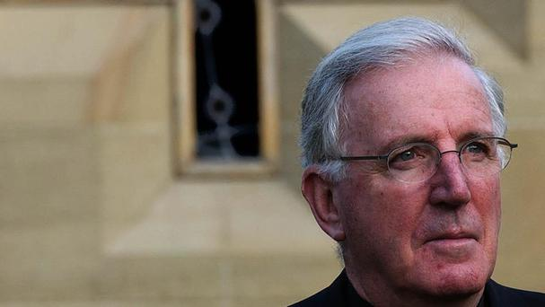 Saturday's Mass at the New St Olav cathedral was attended by Pope Francis' envoy, Cardinal Cormac Murphy-O'Connor