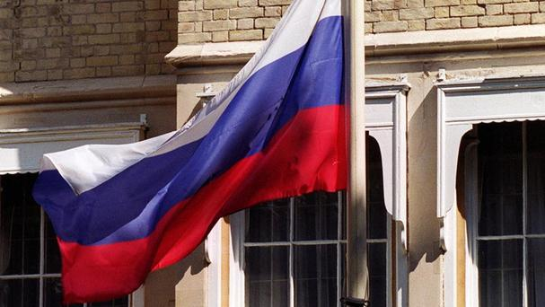 There are tensions between Russia and the West