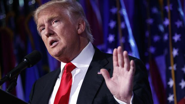 President-elect Donald Trump said the Trans-Pacific Partnership was a potential disaster for the US (AP)