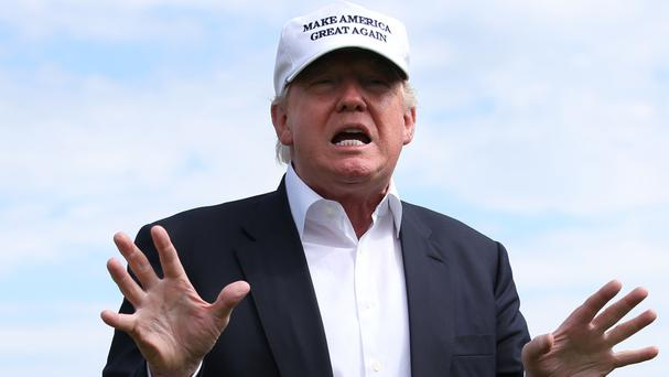 Donald Trump faces a rocky road to the White House
