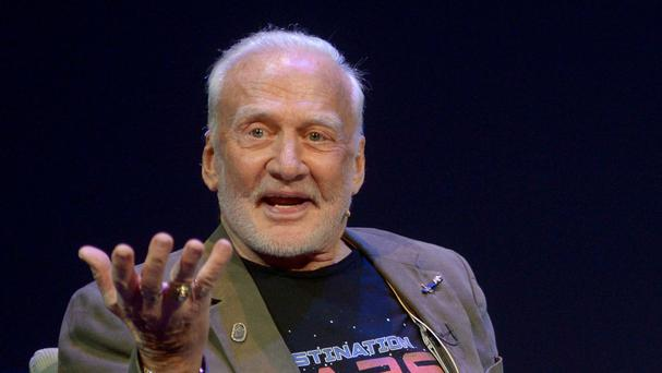 Apollo astronaut Buzz Aldrin has been taken ill
