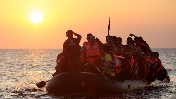 People smuggling is earning Libyan cities millions, an official says