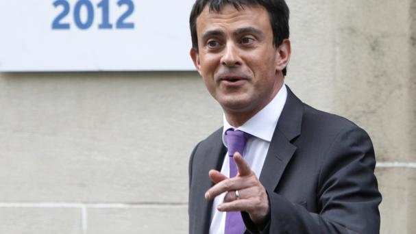 France set to name new PM after Valls resigns
