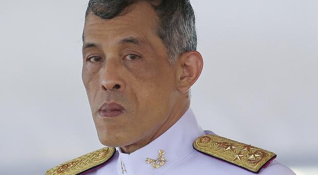 The new monarch received the title His Majesty King Maha Vajiralongkorn Bodindradebayavarangkun (AP)