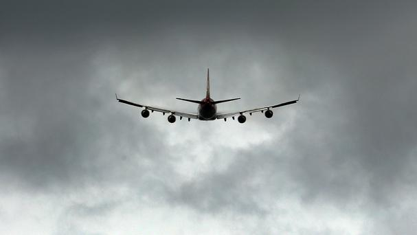 More than half of Europe's airline pilots are flying jets while fatigued, a new report claims. Photo: PA